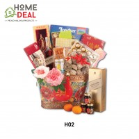 Chinese New Year 2019 Decorative Gift Hamper H02