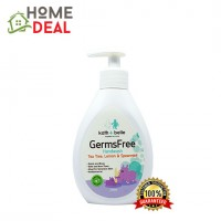 Kath + Belle  GermsFree Hand Wash ( Tea Tree, Lemon & Spearmint) 250ml (Kath + Belle防菌洗手肥皂(茶树,柠檬,薄荷))