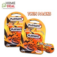 Playsafe Easy Pack Dotted 2's TWINPACKS