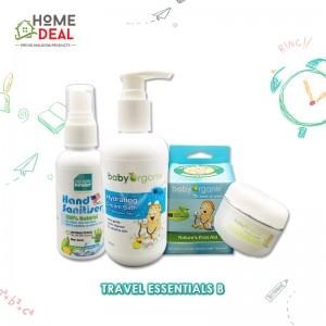 Baby Organix Preschool Travel Essential B