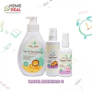 Baby Organix Preschool Travel Essential C