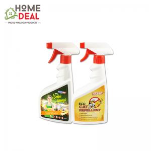 Kleenso Cat Repellent and Kleenso Serai Wangi Pest Repellent / Penghalau Kucing / Penghalau Serangga
