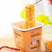 HaiChiJia Salted Egg Noodles 96g 嗨吃家咸蛋黄拌面