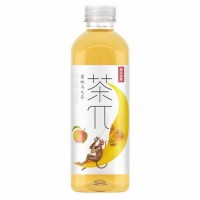 NongFu Spring Fruit Tea (Peach Oolong) 500ml (10 bottles) 农夫山泉茶派蜜桃乌龙茶