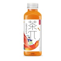 NongFu Spring Fruit Tea (Rose Lychee) 500ml (10 bottles) 农夫山泉茶派玫瑰荔枝红茶