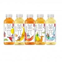 NongFu Spring Fruit Tea 500ml (10 bottles) 农夫山泉茶派 10瓶