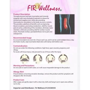 FIR Invisible Heat Healing Belt