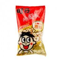 WangZai Mini Mantou 14g (5 packets) 旺仔小馒头14克