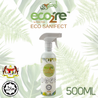 ECO2RE Eco Sanifect Alcohol Free Hand Sanitiser 500ML HALAL Sanitiser