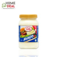 Telly Mayo All Purpose Dressing 230ml / Salad Dressing / Mayonis Serbaguna / Mayonnaise