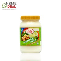 Telly Salad Dressing Vegetarian Mayo 230ml / Salad Dressing / No Egg / Mayonnaise