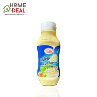 Telly All Purpose Mayo Squeeze Pack 280ml / Salad Dressing / Mayonis Serbaguna / Mayonnaise
