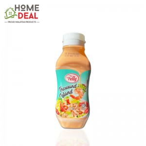 Telly Thousand Island Squeeze Pack 280ml / Salad Dressing / Mayonnaise