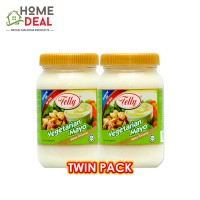 Telly Salad Dressing Vegetarian Mayo 230ml (TWINPACK) Mayonnaise / No Egg / Sayuran