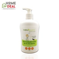 Baby Organix Kids & Family Nourishing Top to Toe Cleanser 400ml (Cucumber) (Baby Organix家庭身体肥皂-青瓜)