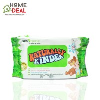 Baby Organix Naturally Kinder Wet Tissue (30sheets) (Baby Organix自然湿纸巾)