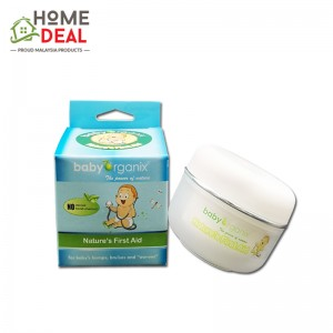Baby Organix First Aid Cream 30g (Baby Organix急救霜)