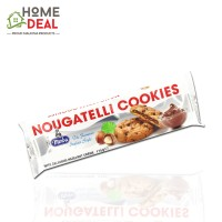 Merba Nougatelli Cookies 175g (摩巴牛轧糖曲奇饼干)