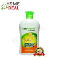 Baby Organix Crawl Safely Floor Wash 400ml (Baby Organix地板清洁剂)