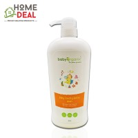 Baby Organix Baby Feeding Bottle Wash 800ml (Baby Organix婴儿奶瓶清洗)