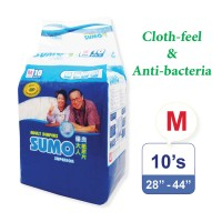 Sumo Adult Diaper (Cloth-feel & Anti-bacteria)   (Sumo成人尿布)