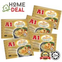 A1 INSTANT RICE VERMICELLI ABALONE FLAVOUR  60g x 5's (A1即食细面条鲍鱼味)