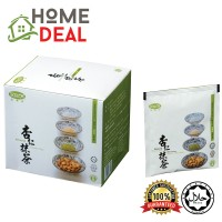 BKC Almond Green Tea 25g x 10's (马廣济杏仁绿茶)