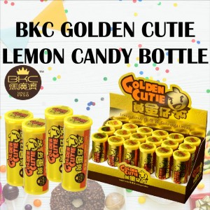 BKC Golden Cutie Lemon Candy + 5 Bottles (马廣济黄金仔糖果)