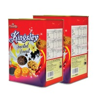 Morris Kingsley – Assorted Biscuit (500g x 2 Tins)   (Morris Kingsley-什锦饼干)