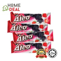 Morris Aleo – Strawberry (118g x 4 Packs)  (Morris Aleo-草莓饼干)