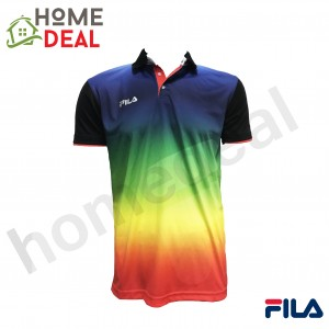 FILA Short Sleeve Polo-T PT0003 (Mix Color) (斐乐短袖马球T恤-五颜六色)