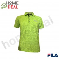 FILA Short Sleeve Polo-T PT0012 (Apple Green) (斐乐短袖马球T恤-苹果青)