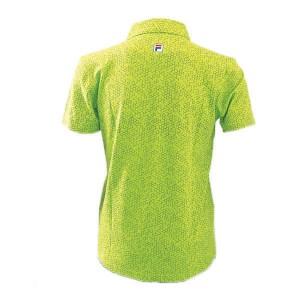FILA Short Sleeve Polo-T PT0012 (Apple Green) (斐乐短袖马球T恤-苹果青)