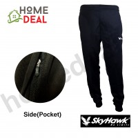 SKYHAWK Long Pants SHT131 (Black) (SKYHAWK黑色长裤)