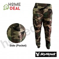 SKYHAWK Long Pants SHT133 (Army) (SKYHAWK军队长裤)