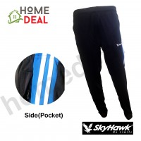 SKYHAWK Long Pants SHT130 (Blue) (SKYHAWK蓝色长裤)