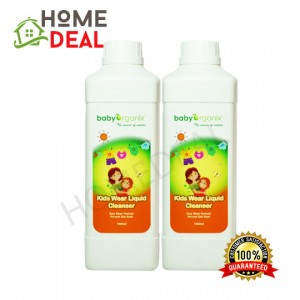 Baby Organix Kids Wear Liquid Cleanser (Twin Pack) (Baby Organix洗衣液体)(双套)