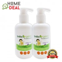 Baby Organix Vitamin Baby Lotion 250ml (Twin Pack) (Baby Organix维他命身体乳液)(双套)