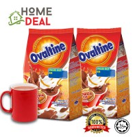 Ovaltine Original Taste 820g (Twin Pack) (阿华田原味饮料)(双套)