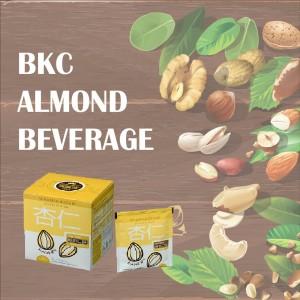 BKC Almond Beverage 10's+ BKC Almond Oatmeal 10's + BKC Nan Yang White Coffee 10's (马廣洗杏仁饮料 + 马廣济南洋白咖啡)