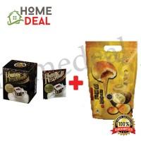 BKC KungFull Drip Coffee (10g x 8) + Durian Heong Peah (7 pcs) (马廣济滴咖啡( 10g x 8 ) + 榴莲香饼 7块)