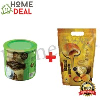 BKC Almond Powder 700g + Durian Heong Peah (7pcs) (马廣济杏仁粉700g + 榴莲香饼 7块)