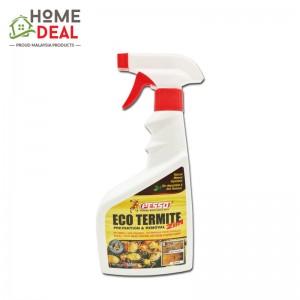 Pesso Eco Termite Prevention and Removal 500ml  (Pesso生态白蚁预防和清除500ml)