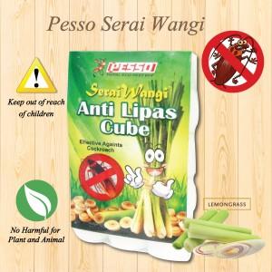 Pesso Anti Lipas Cube   (Pesso防蟑螂立方体)