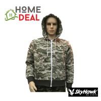 SKYHAWK Jacket (White Army) SHT110 (SkyHawk军队白色夹克SHT110)