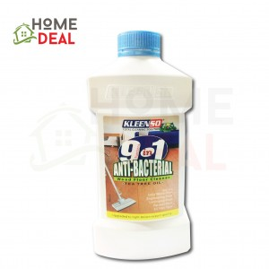 Kleenso 9 in 1 Wood Floor Cleaner 900ml (Kleenso 9合1木地板清洁剂)