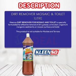 Kleenso Dirt Remover 1L (Kleenso污垢去除剂)