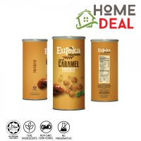 Eureka Popcorn Paper Can 70g - Caramel (有礼佳爆米花焦糖味)