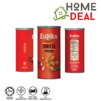 Eureka Popcorn Paper Can 70g - Tomato (有礼佳爆米花番茄口味)