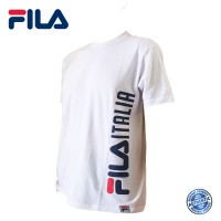 FILA 0305 Basic T Shirt ( White ) (斐乐0305白色T恤)